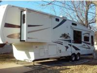 2006 Forest River Cedar Creek 36RLTS, Dual A/C, Air