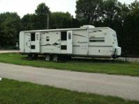 2006 Forest River Flagstaff. Considered to be fully