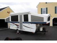 2006 Forest River Rockwood Travel Trailer. Garage kept