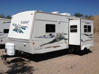 CLEAN 28FT WILDCAT MODEL 26RKS  LOCATED AT SUNRISE RV