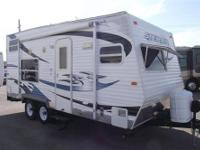 2006 Forest River Wolfpack 26WP Travel Trailer