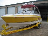 - Stock #076600 - Powered by Mercruiser MAG 496 Big