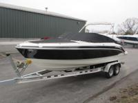 2006 FORMULA 240 BR- POWERED WITH 496 MAG WITH 441