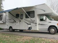 2006 Four Winds Chateau 31F used class C gas motorhome,