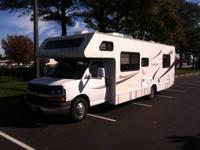 Fully self-contained Class C motorhome. Showroom