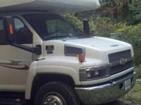 Chevrolet C5500 Kodiak Chassis w/6.6 liter Duramax V8