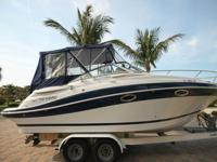 300 HP Mercruiser 350 MAG MPI with only 126 original