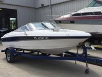 For sale is our 06 fourwinns horizon 170le. Features a