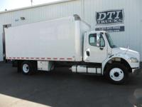 Great Running Well Maintained Box Truck With Only 117K