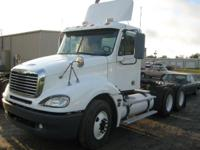 Description Make: Freightliner Mileage: 592,464 miles