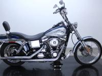 2006 FXDWG Dyna Wide Glide Descended from the original
