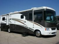 2006 Forest River Georgetown XL 370TS Gas Class A motor