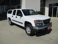 *New Arrival* *This 2006 GMC Canyon SLE will sell fast