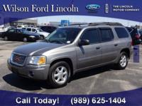 2006 GMC Envoy XL Steel Gray Metallic SLE 4WD 4-Speed