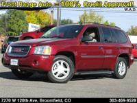 Options Included: Assist Steps Black, Four Wheel Drive,