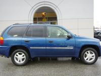 2006 GMC ENVOY SLE 4X4 SUV CLEAN LOCAL TRADE IN AND