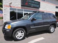 An exceptionally clean 2006 GMC Envoy SLE model with