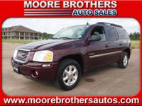 SAVE BIG $$$$ ON OUR 2-OWNER 2006 GMC ENVOY XL WITH 3RD