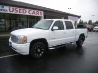 2006 GMC Sierra 1500 4x4 Crew Cab 5.75 ft. box 143.5
