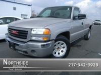 Options Included: N/AThis 2006 Sierra 1500 with only