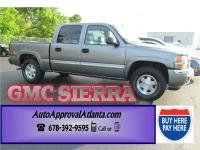 Get Financed For This Great-Looking 2006 GMC 1500