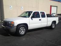2006 GMC Sierra 1500 Extended Cab Pickup Work Truck Our