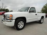 The 2006 GMC Sierra is a prime choice for a full-size