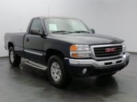 From the home of the job site, this Blue 2006 GMC