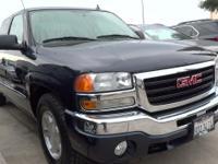 Sensibility and practicality define the 2006 GMC Sierra