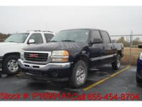 CARFAX One-Owner. Clean CARFAX.  2006 GMC Sierra 1500