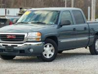 Options:  2006 Gmc Sierra 1500 Sle|Check Out This