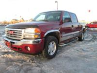 Options:  2006 Gmc Sierra 1500 Am/Fm Stereo|Adjustable