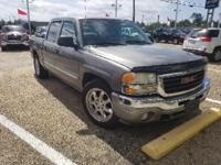 Steel Gray Metallic 2006 GMC Sierra 1500 SLE1 RWD