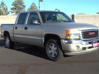 Quicksilver 2006 GMC Sierra 1500 SLE2 4WD 4-Speed