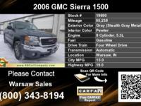 Call Warsaw Sales at (800) 343-8194 Vehicle Qualifies