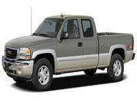 Options:  2006 Gmc Sierra 1500 Wt|What's Not To Love In