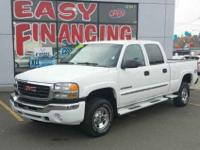 This exceptional example of a 2006 GMC Sierra 2500HD
