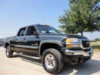 THIS 2006 GMC SIERRA 2500 SLT JUST CAME IN. THIS 6.6L