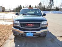 Options:  2006 Gmc Sierra 2500Hd Polo Green