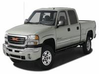 Options:  2006 Gmc Sierra 2500Hd Sle|Miles:
