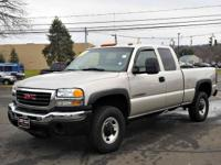 ** 2006 ** GMC ** 2500 ** HD ** Local Trade ** 6.0l **