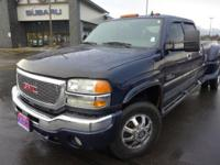 Options:  2006 Gmc Sierra 3500|Blue|4.10 Rear Axle