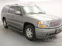 Yukon XL Denali, Vortec 6.0L V8 SFI, AWD, Rear-Seat DVD