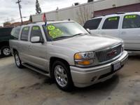 Options:  2006 Gmc Yukon Xl