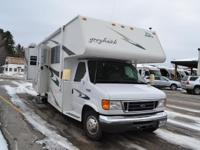 (802) 473-3390 ext.920 Used 2006 Jayco Greyhawk 30GS