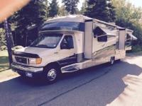 Beautiful Motorhome, Meticulously Maintained, Very Well