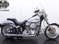 2006 FXSTI Softail Standard In the saddle of a