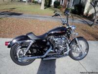 2006 Harley Davidson 1200 Custom -  Stock engine