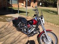 2006 Harley Davidson Dyna Wide Glide 34,800 miles Has