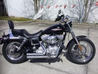 I currently have a 2006 Harley Davidson Dyna Super